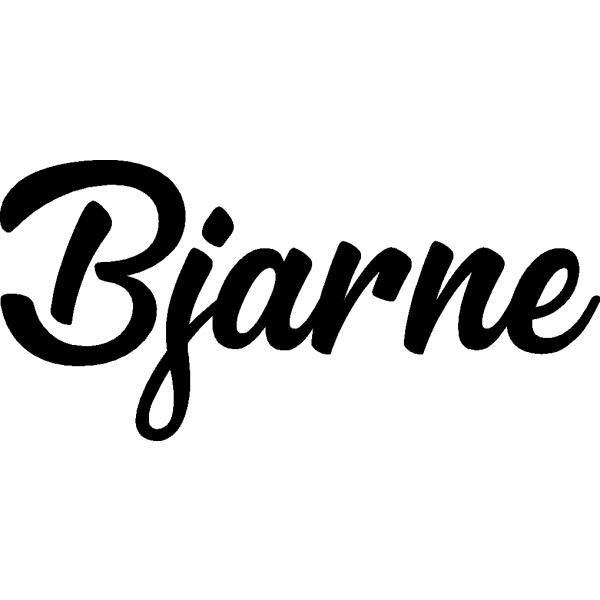 Bjarne Name