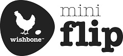 Wishbone Mini Flip Logo